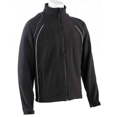 270 Softshell Team Jacket - Black