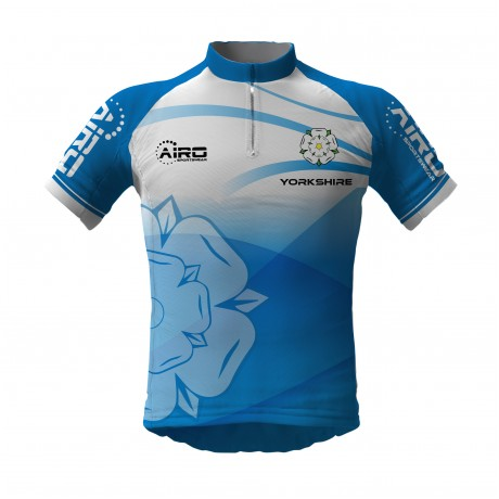 Airosportswear- Yorkshire Cycling Jersey