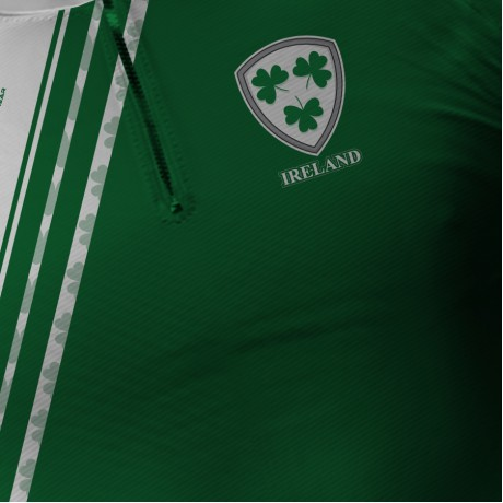 Airosportswear Supporters - Ireland Cycling Jersey
