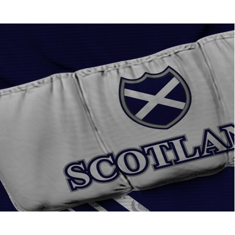 Airosportswear Supporters - Scotland Cycling Jersey Long Sleeve