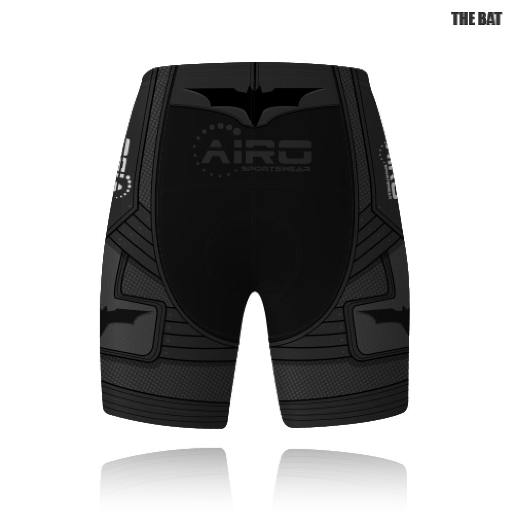 The Bat Cycling Shorts