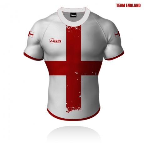 Team England Rugby Shirt