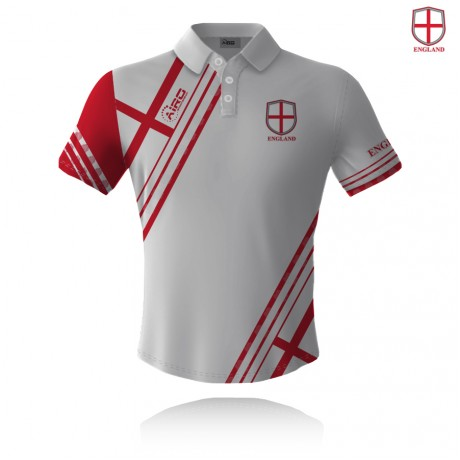 Airosportswear Supporters - England Polo