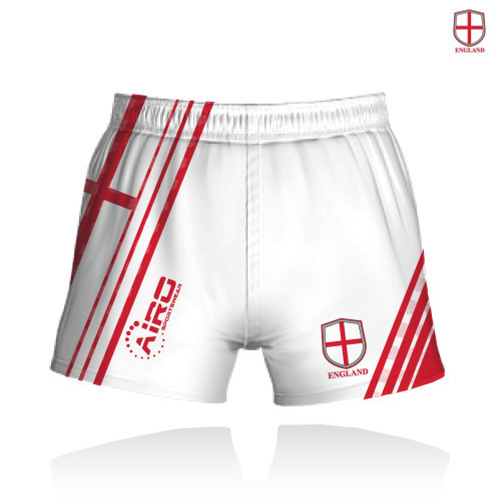 Airosportswear Supporters - England Shorts