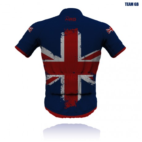 Team GB Cycling Jersey