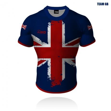 Team GB Rugby Shirt