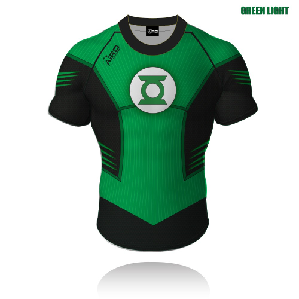 Green Light Rugby Jersey