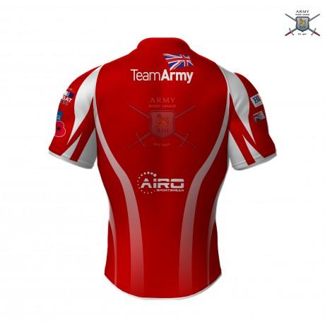 British Army Rugby League Home Shirt