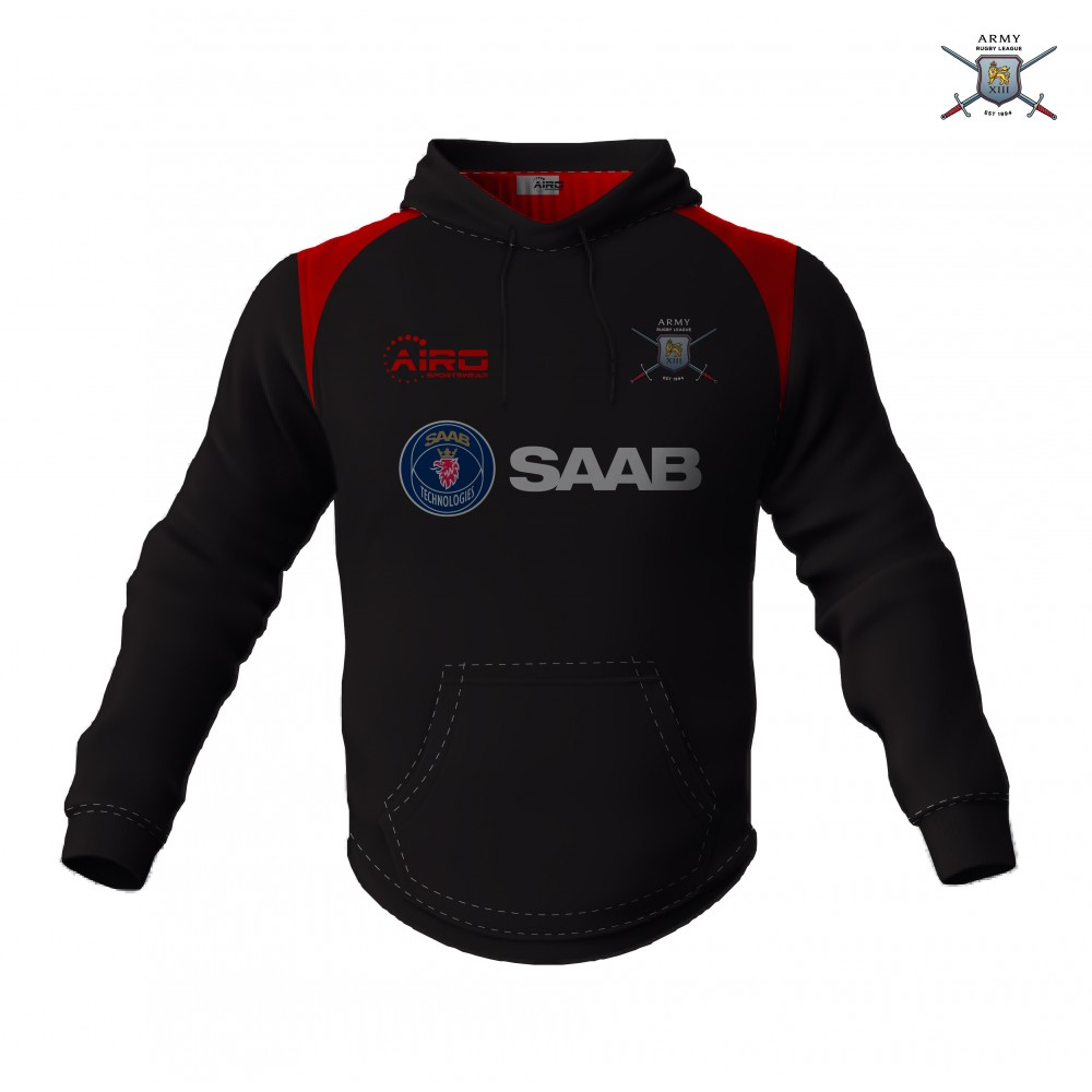 British Army Rugby League Hoodie