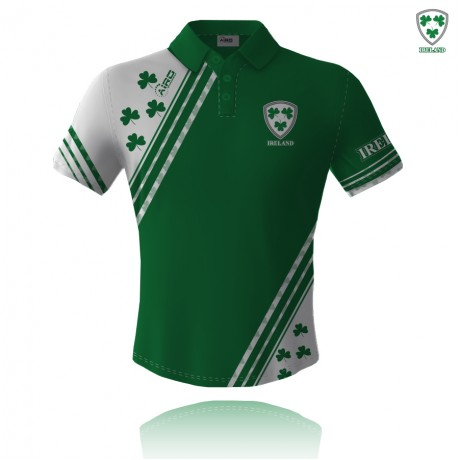 Airosportswear Supporters - Ireland Polo