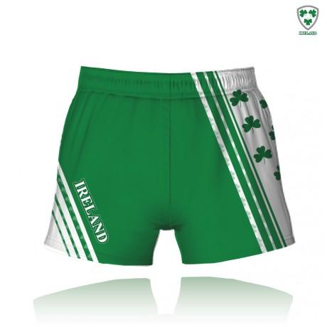 Airosportswear Supporters - Ireland Shorts