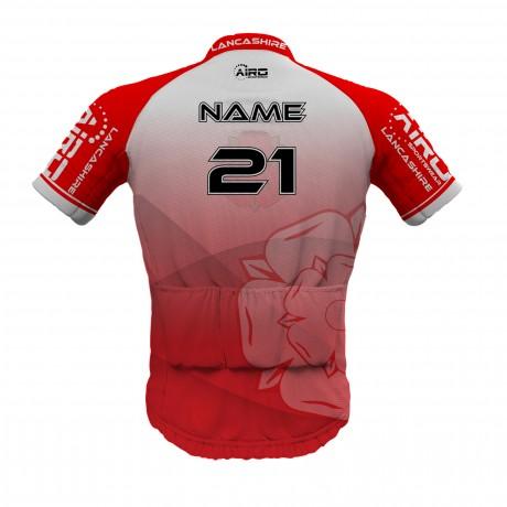 Airosportswear- Lancashire Cycling Jersey