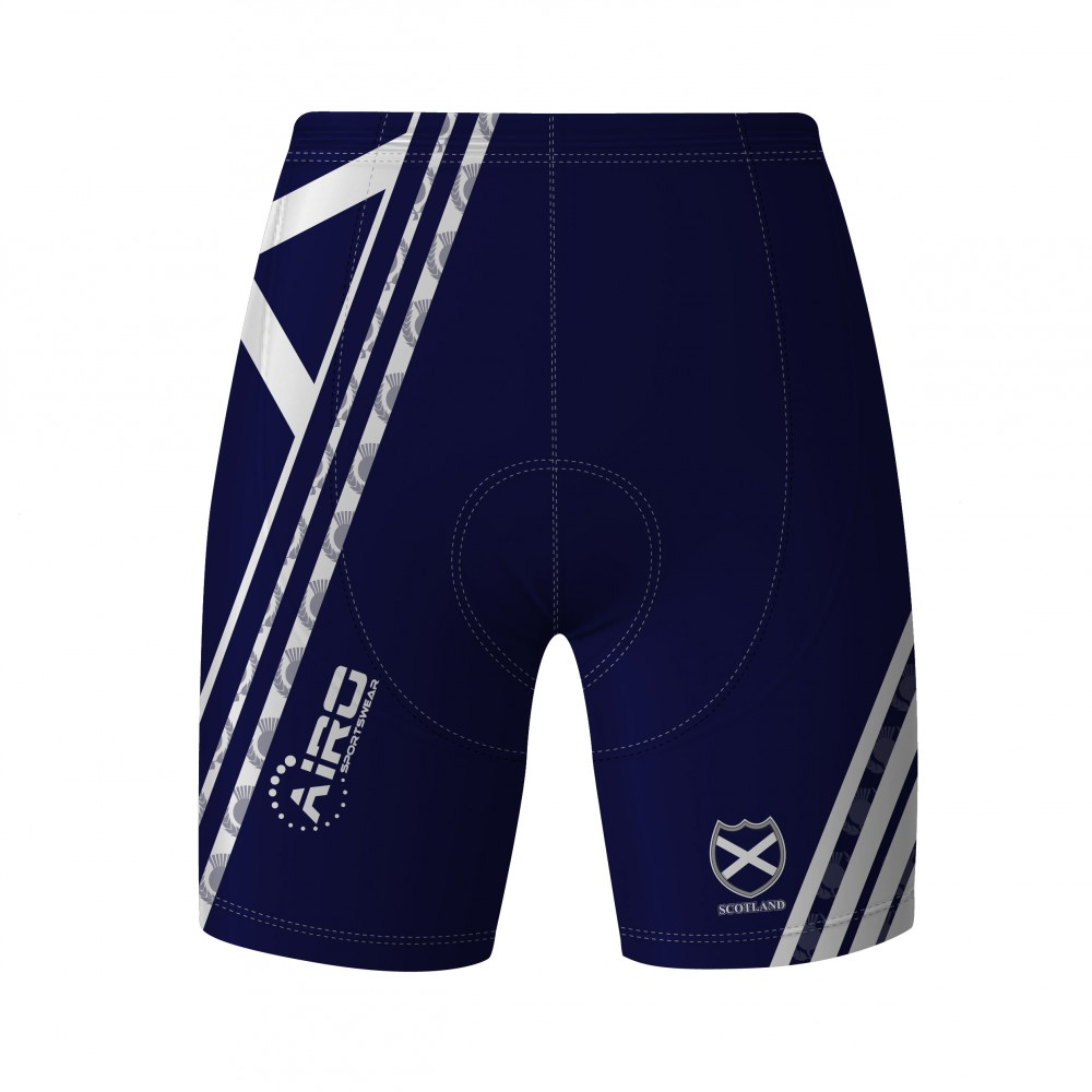 Airosportswear Supporters - Scotland Cycling Shorts