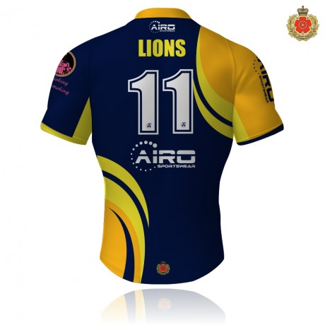1 LANCS Rugby Shirt