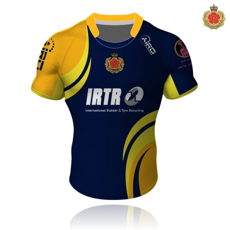 1 LANCS Rugby Shirt