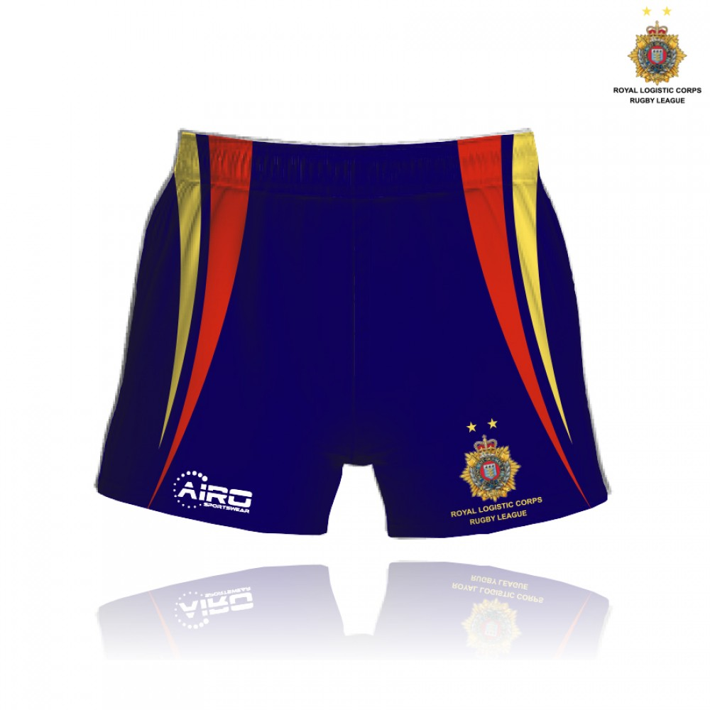 RLC Rugby League Shorts