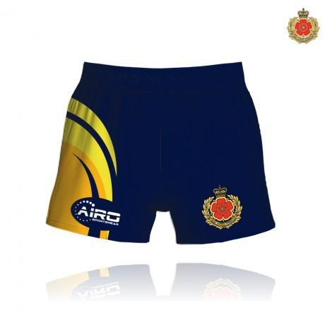 1 LANCS Rugby Shorts