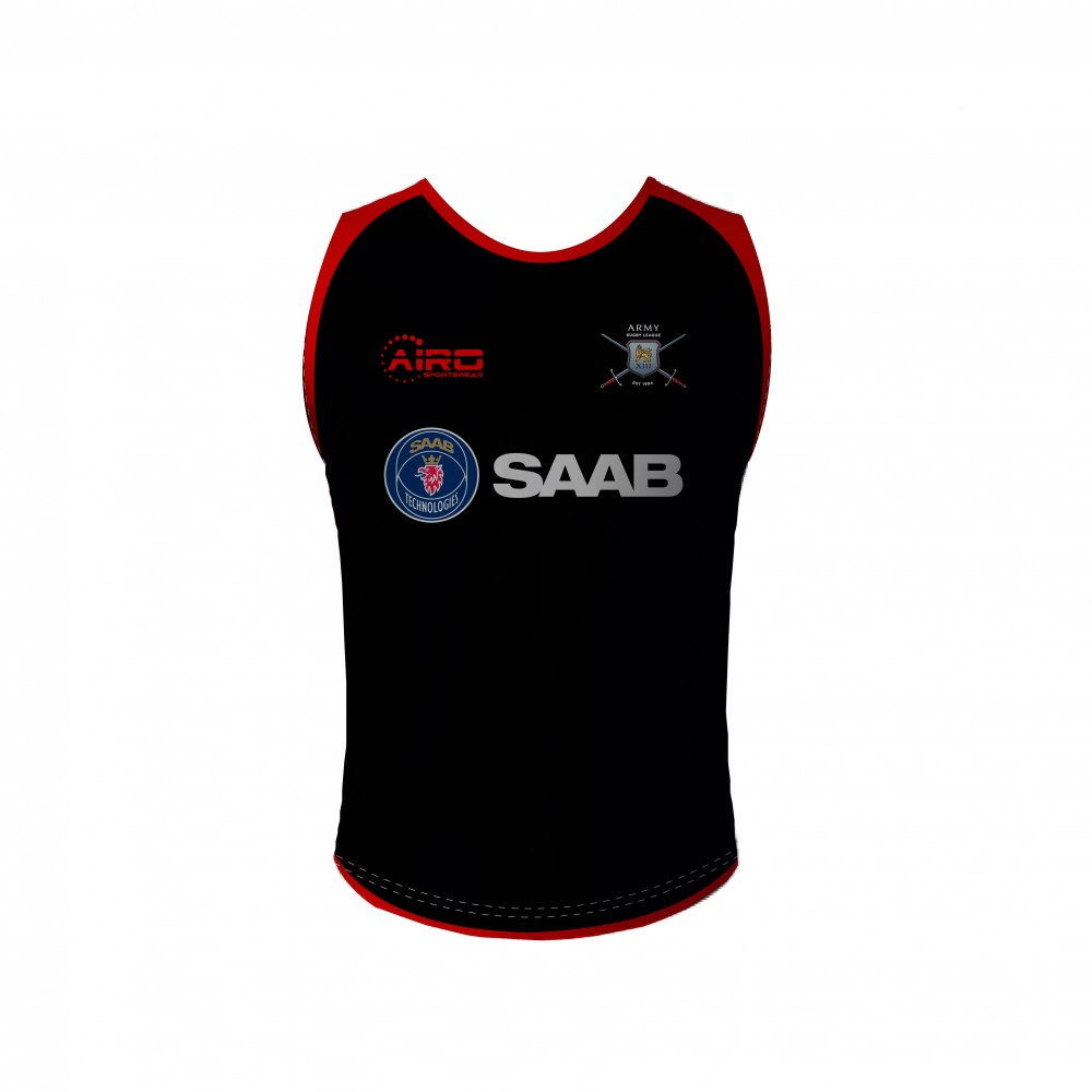 British Army Rugby League Sleeveless Shirt