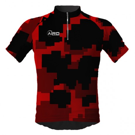 Airosportswear - Squares Cycling Jersey