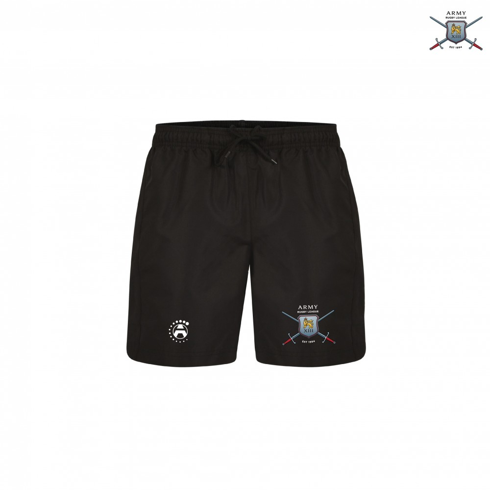 British Army Rugby League Travel Shorts