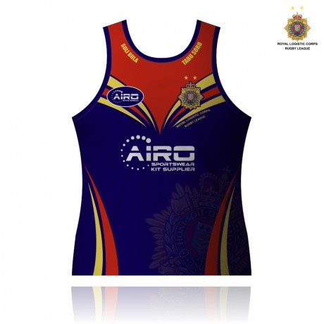 RLC Rugby League Training Vest