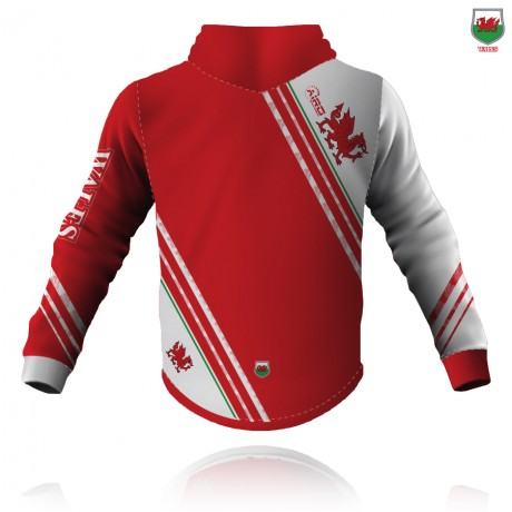 Airosportswear Supporters - Wales Hoodie