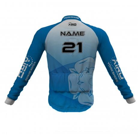 Airosportswear- Yorkshire Cycling Jersey Long Sleeve