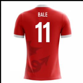 2020-2021 Wales Airo Concept Home Shirt (Bale 11) - Kids