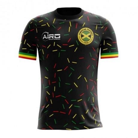 2018-19 Jamaica Airo Concept Third Shirt (Hector 3)