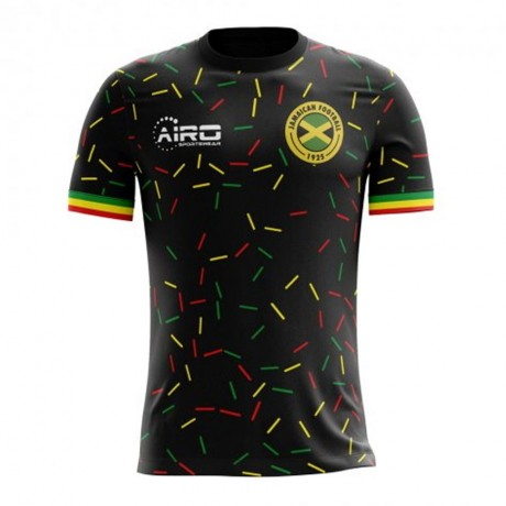 2018-19 Jamaica Airo Concept Third Shirt (Lawrence 9) - Kids
