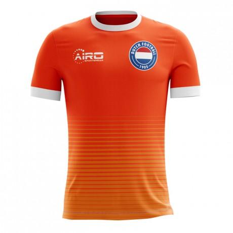 2018-19 Holland Airo Concept Home Shirt (Sneijder 10)