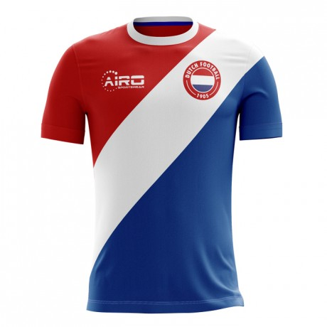 2018-19 Holland Airo Concept Third Shirt (Sneijder 10) - Kids