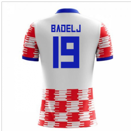 2018-19 Croatia Home Concept Shirt (Badelj 19) - Kids 11b7788b2