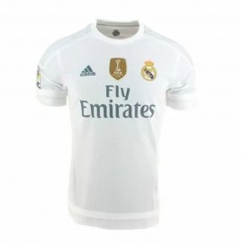 2015-2016 Real Madrid Adidas World Champions Home Football Shirt (Ronaldo 7)