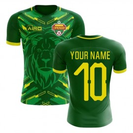 2020-2021 Cameroon Home Concept Football Shirt (Your Name)