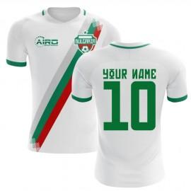 2020-2021 Bulgaria Home Concept Shirt (Your Name) -Kids