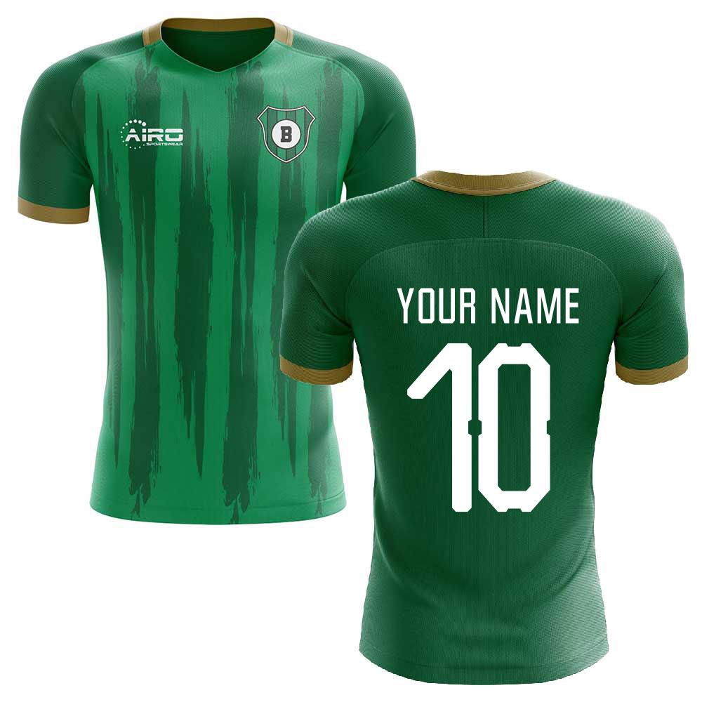 half off fa7de 3dac2 2019-20 Athletic Club Bilbao Away Concept Shirt (Your Name)