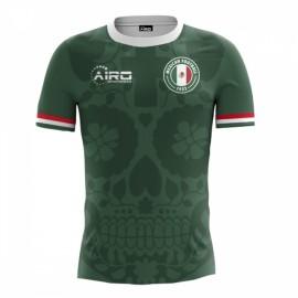 2018-2019 Mexico Home Concept Football Shirt