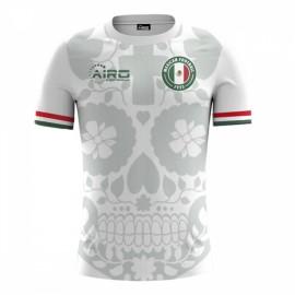 2018-2019 Mexico Away Concept Football Shirt