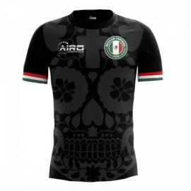 2018-2019 Mexico Third Concept Football Shirt