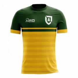 2018-2019 Australia Home Concept Football Shirt (Kids)