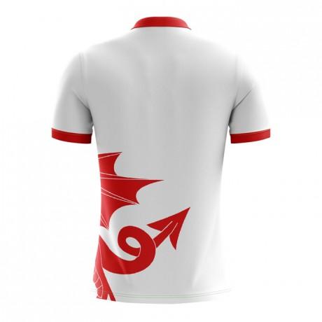 2018-2019 Wales Away Concept Football Shirt (Kids)
