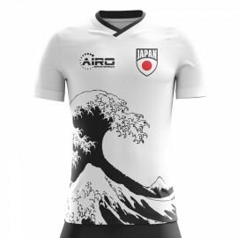 2018-2019 Japan Away Concept Football Shirt (Kids)