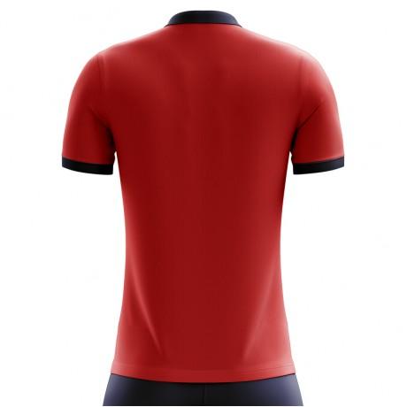 2018-2019 Spain Home Concept Football Shirt (Kids)