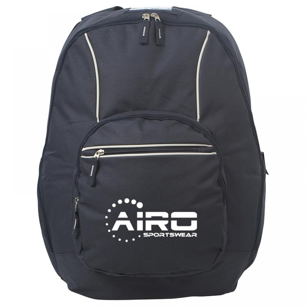 Airo Sportswear Player Backpack (Navy)