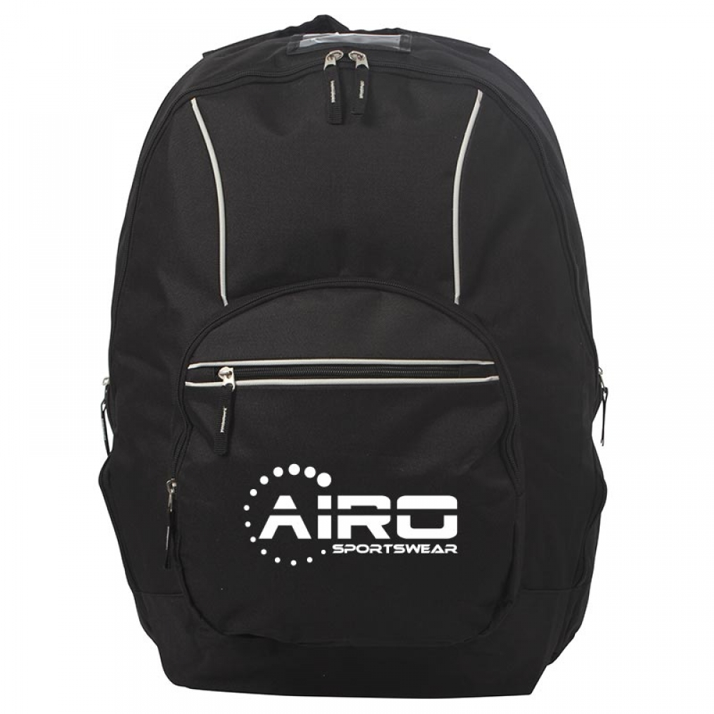 Airo Sportswear Player Backpack (Black)