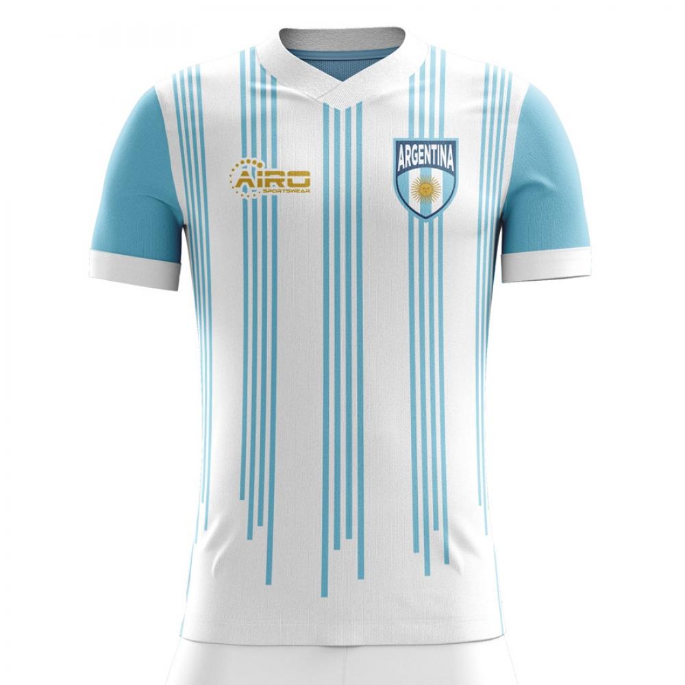 50ccea05386 2018-2019 Argentina Home Concept Football Shirt