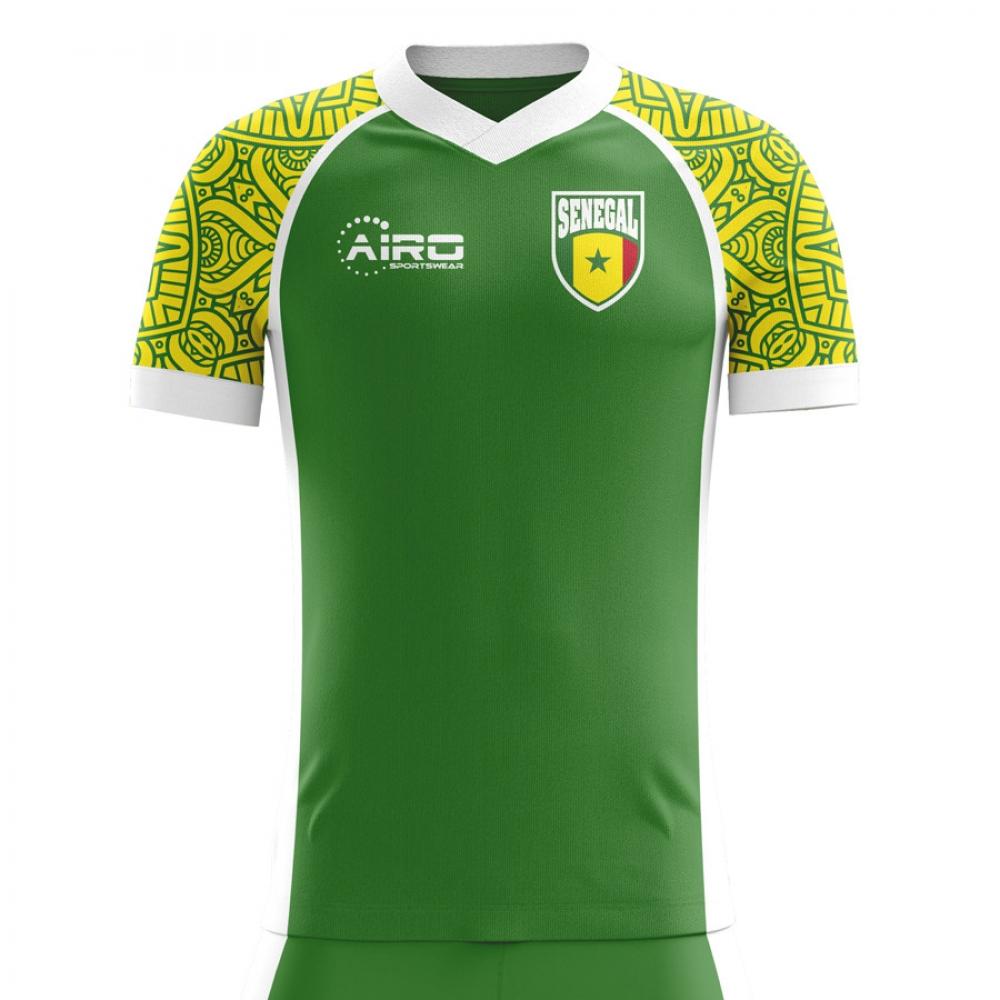 2020-2021 Senegal Away Concept Football Shirt (Kids)