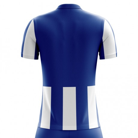 2018-2019 Cuba Home Concept Football Shirt