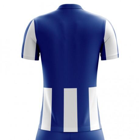 2018-2019 Cuba Home Concept Football Shirt (Kids)